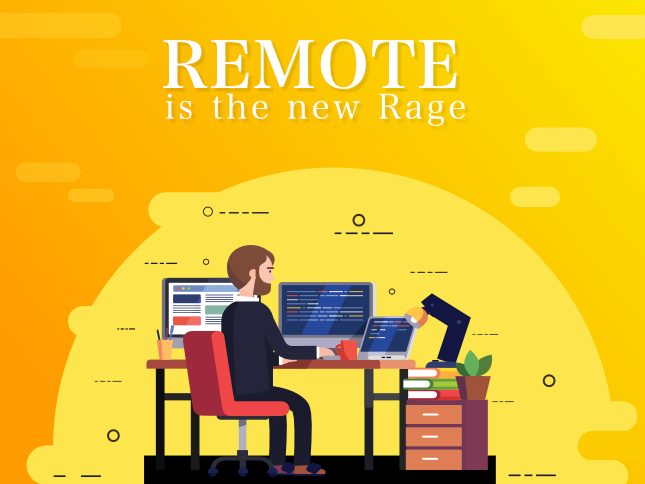 Remote is the New Rage-Featured