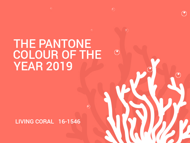 The Pantone Colour of the Year: Living Coral