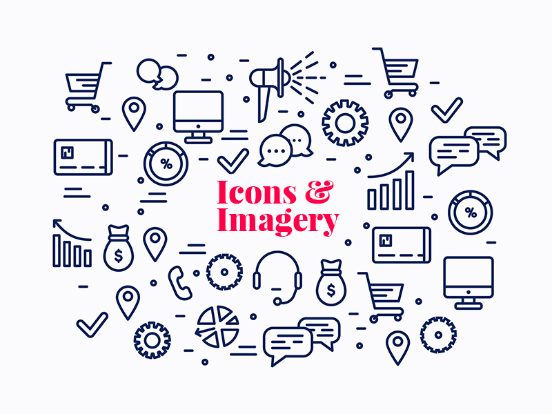 Icons and Imagery