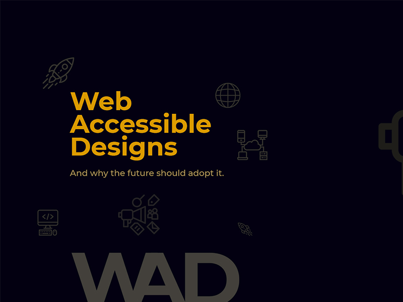 Image: What is Web Accessible Design?
