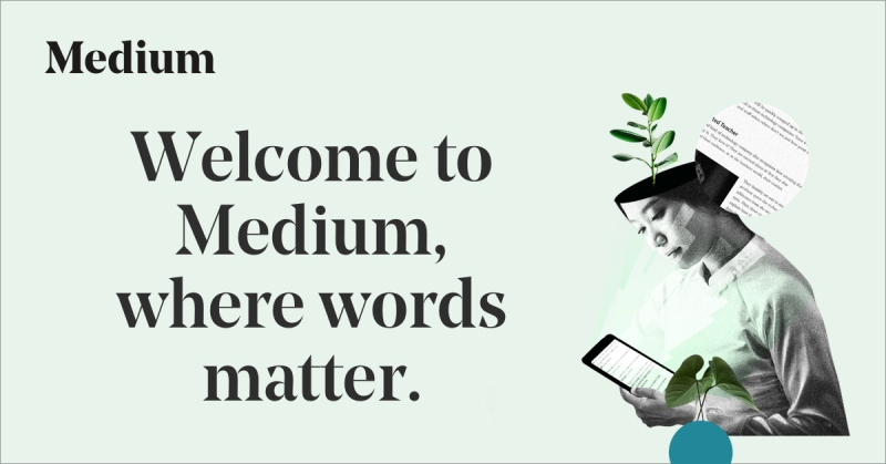 Image: Welcome to Medium